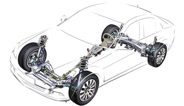Проводим ремонт ходовой части автомобиля