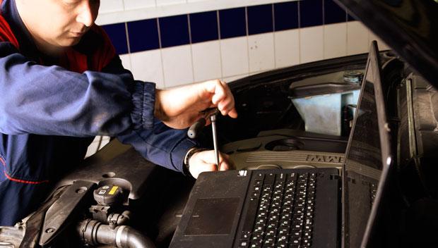 Компьютерная диагностика автомобиля