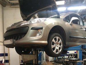 Система охлаждения двигателя Peugeot 308