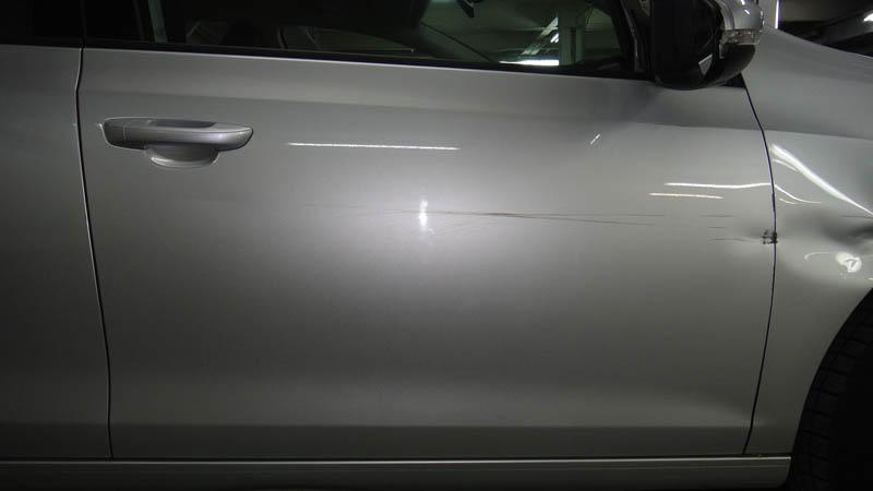 Ремонт царапин, трещин, сколов на кузове автомобиля