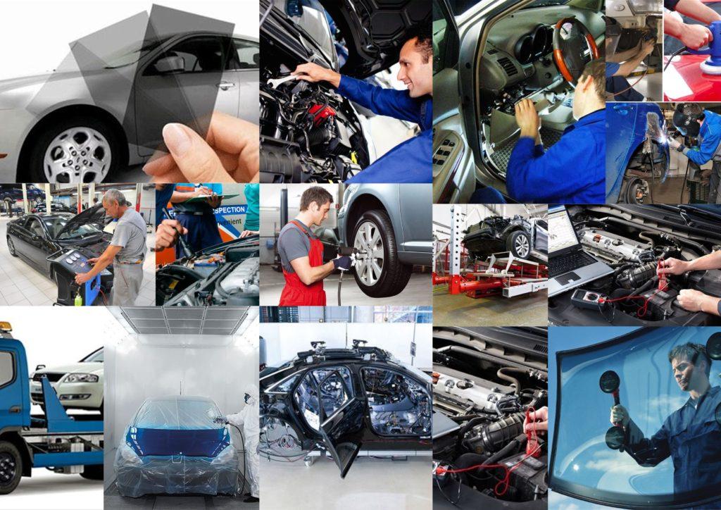 Технический ремонт автомобиля в автосервисе