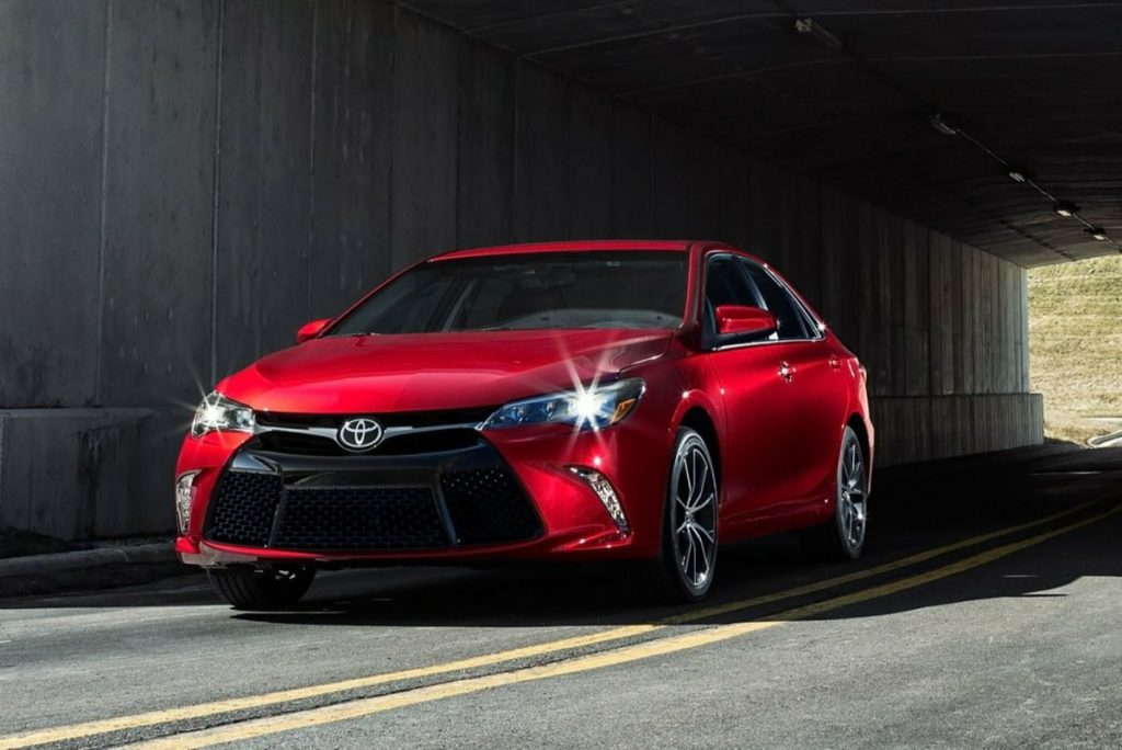 Техническое обслуживание автомобилей Тойота