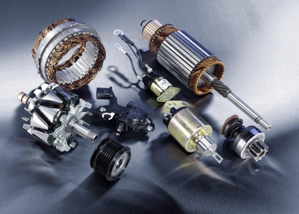 Ремонт автокондиционеров, стартеров, генераторов в  техцентре Auto-Rad