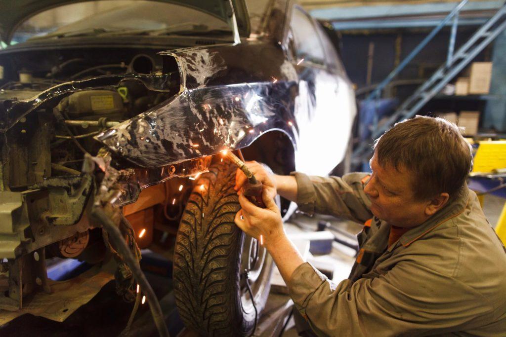 Станция кузовного ремонта Auto-Rad в ЮВАО Москвы