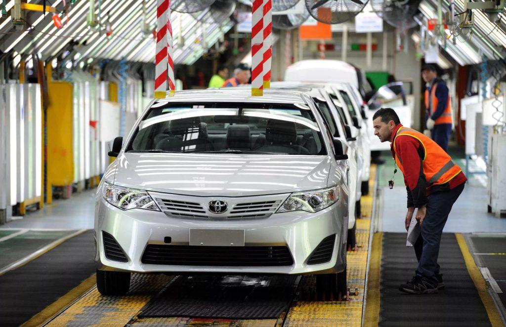 Техническое обслуживание и ремонт японских автомобилей