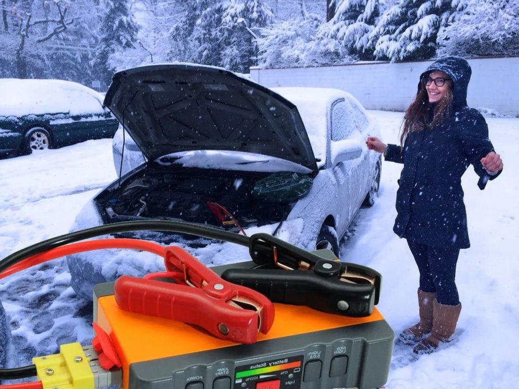 Как экономить зимой на ремонте автомобиля?