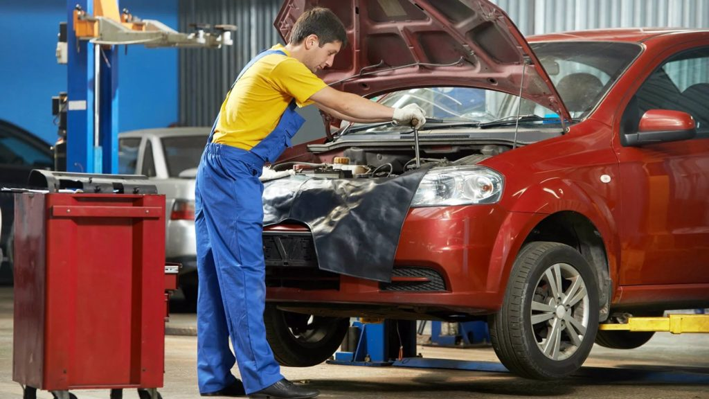 5 причин не пропускать техническое обслуживание вашего автомобиля