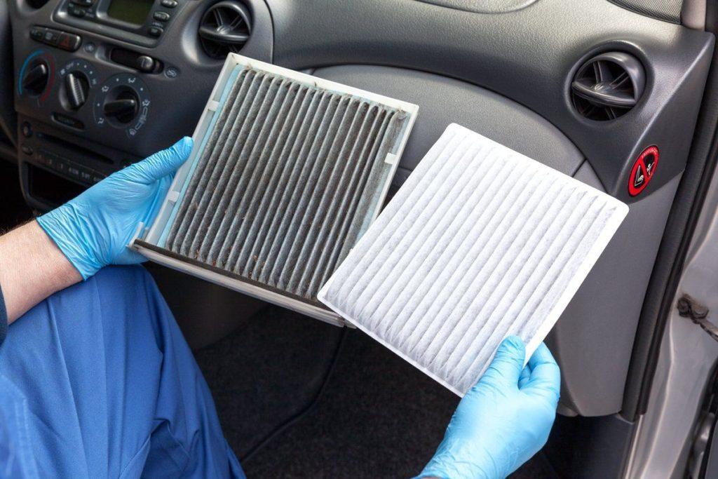 Чувствуете плохой запах в автомобиле? Что происходит, когда загрязнен фильтр салона?